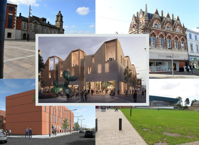 £25m is set to be spent on projects in Sunderland city centre