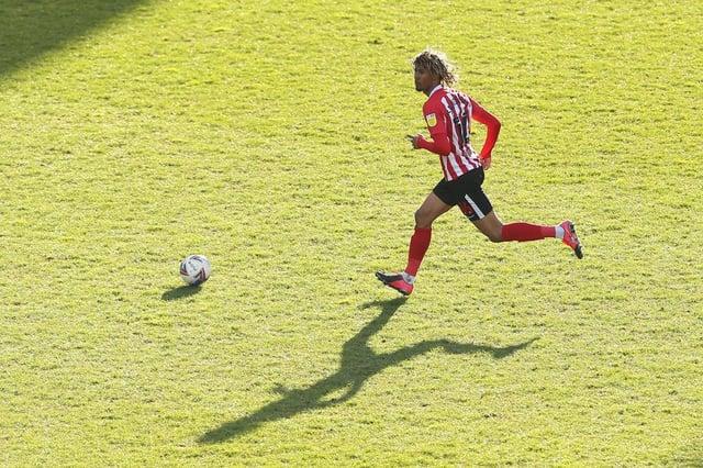 Sunderland target Dion Sanderson.