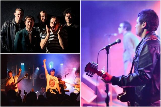 Live Forever tour