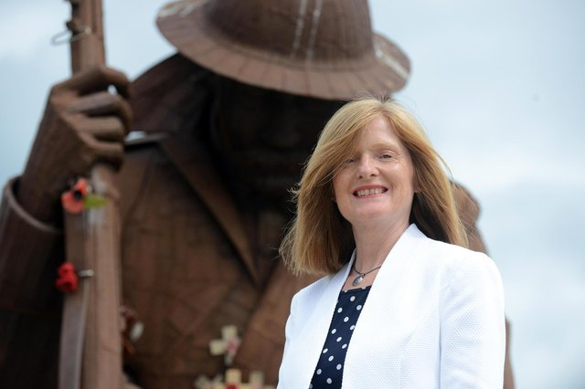 Helen Golightly has been awarded the OBE for services to business