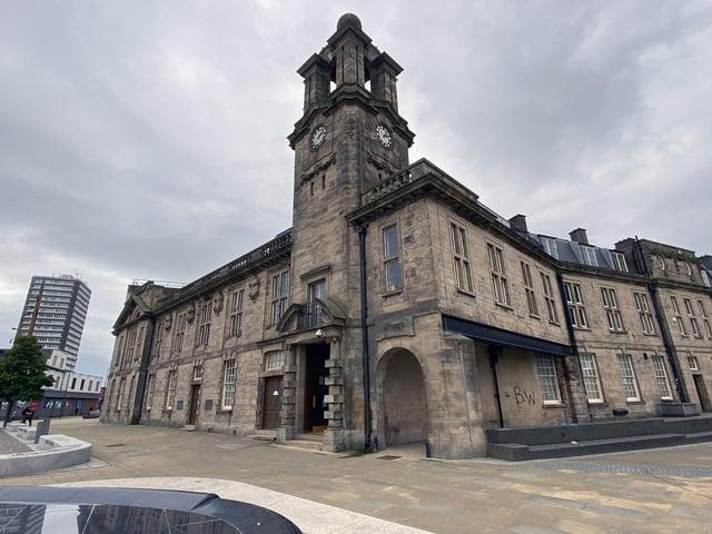 Sunderland Magistrates' Court.