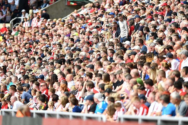 Sunderland AFC has used a variety of walk-out music over the decades. Picture by Frank Reid.