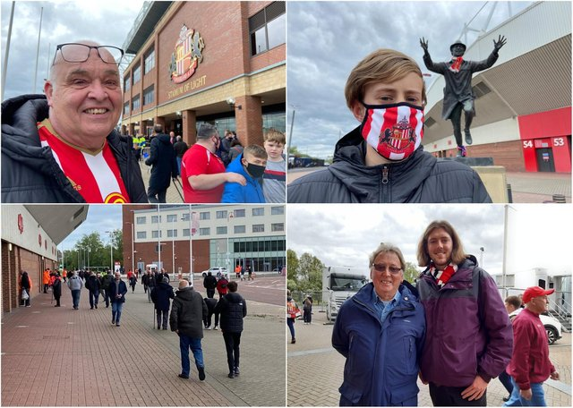 Fans are delighted to be back