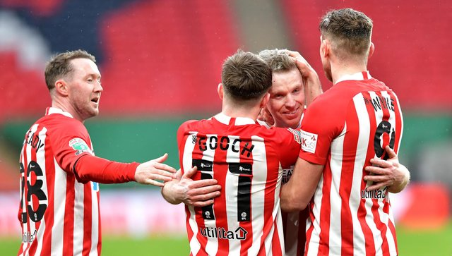 Kyril Louis-Dreyfus, facetime calls and a special moment for Grant Leadbitter: Inside Sunderland's passionate Wembley celebrations
