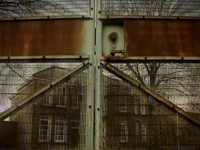 The former Medomsley detention centre.