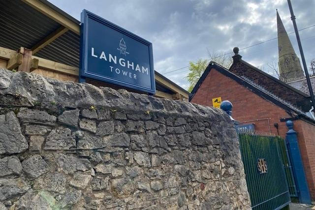 Langham Tower bosses have apologised after noise complaints