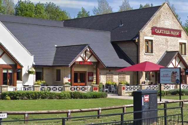 Oaktree Farm is so far the only Greene King pub on Wearside to announce its reopening on April 12. Google image.