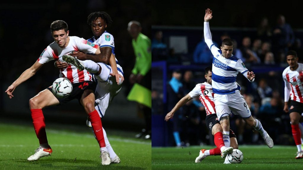 How Sunderland's Ross Stewart and QPR's Lyndon Dykes compared amid talk of Scotland call-up for Cats striker