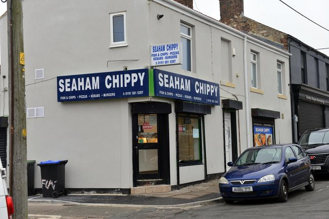 A man has been charged into connection to a burglary at Seaham Chippy on South Railway Street.