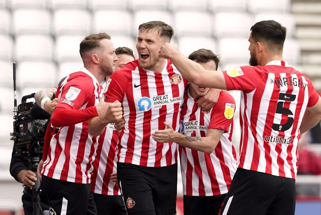 Charlie Wyke remains in talks over his Sunderland future