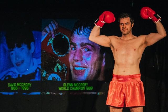 Micky Cochrane as Glenn McCrory
