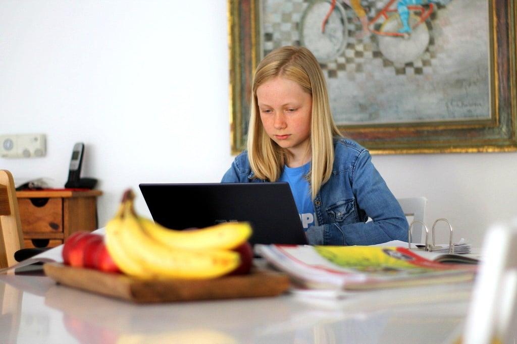 CHILDLINE ADVICE: Talk to children about staying safe online during half-term