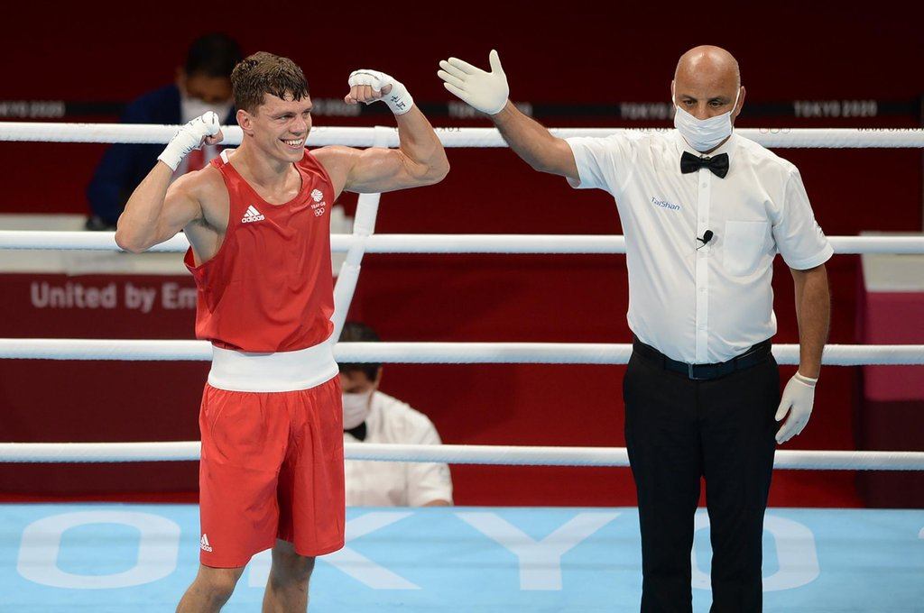 Sunderland's Pat McCormack guaranteed at least silver medal at Olympics after progressing to final following opponent's withdrawal