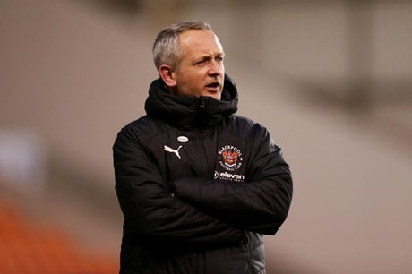 'Little bit of pressure': Blackpool boss Neil Critchley makes this Sunderland prediction ahead of key League One clash