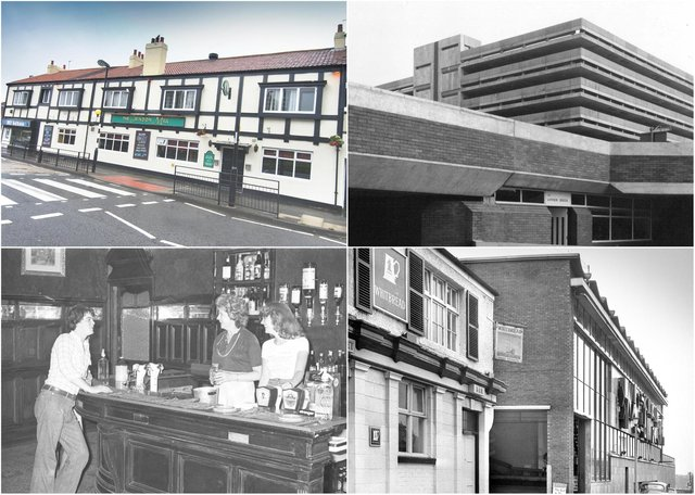 All of these were much-loved pubs in Sunderland but perhaps you had a different favourite.