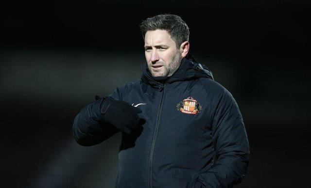 Sunderland manager Lee Johnson (Photo by Pete Norton/Getty Images)