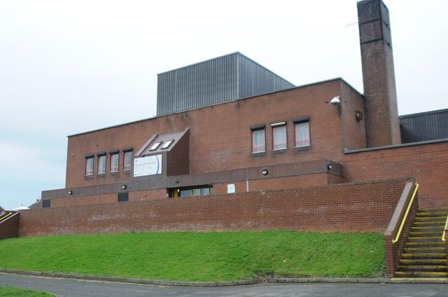 Seaham Leisure Centre.