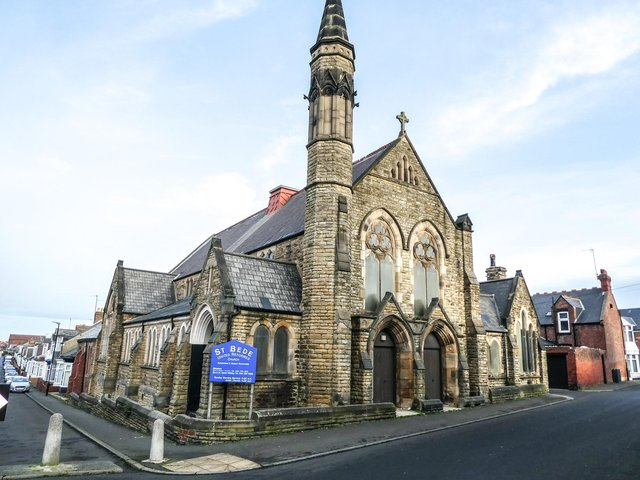 The former church dates back to 1890