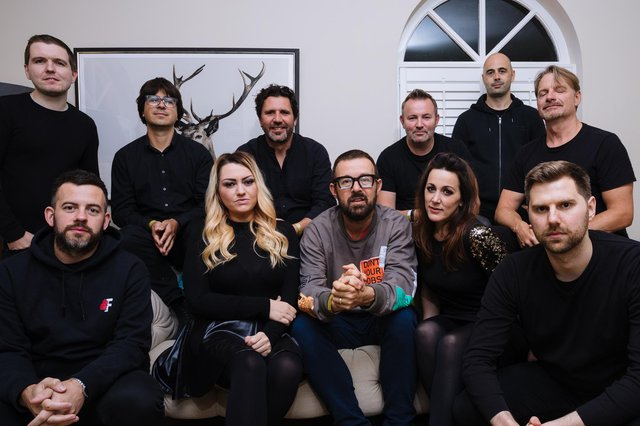 Judge Jules is heading out on tour with a 10 piece orchestra