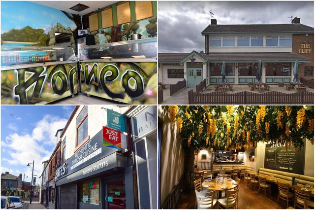 Rounding up Sunderland's top-rated cafes and restaurants on Trip Advisor