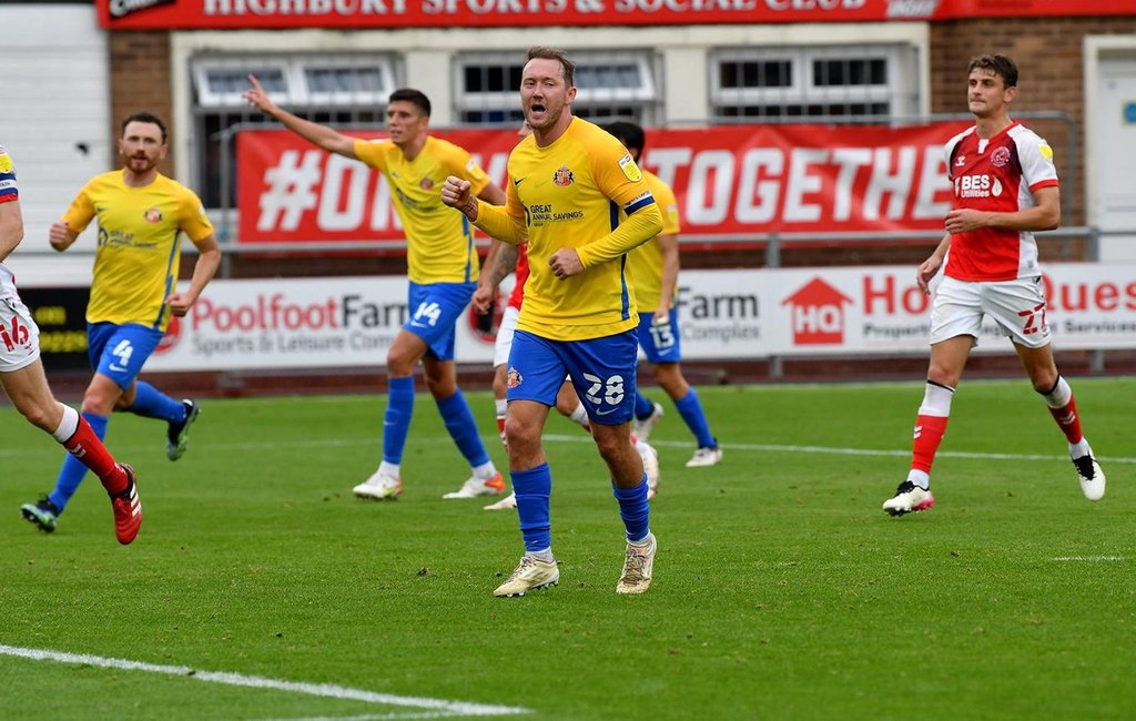 Lee Johnson provides Sunderland injury updates on Aiden McGeady, Lynden Gooch, Leon Dajaku and Frederik Alves after Gillingham win