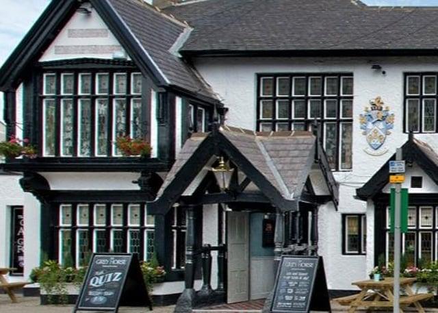The Grey Horse pub in East Boldon.