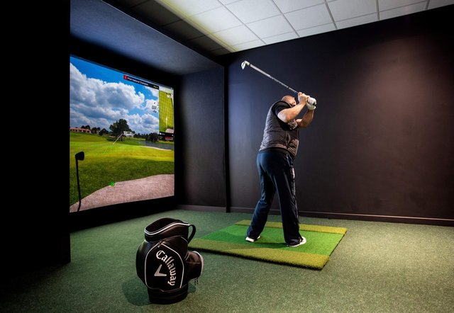 Inside the new virtual golf centre coming to Washington