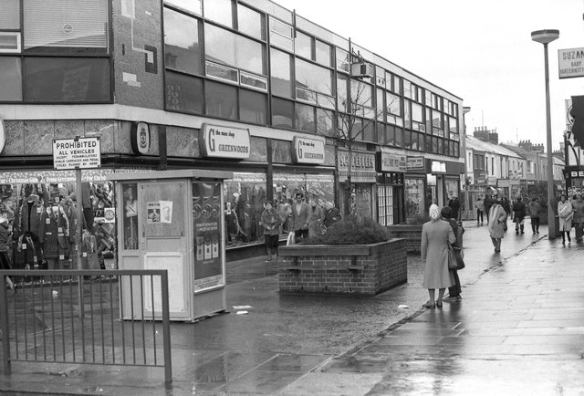 How many of these shops do you remember from 39 years ago?