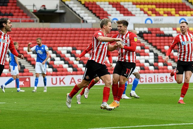 Revealed: The dramatic shift in the League One promotion odds after Sunderland's impressive start to the 2020/21 season