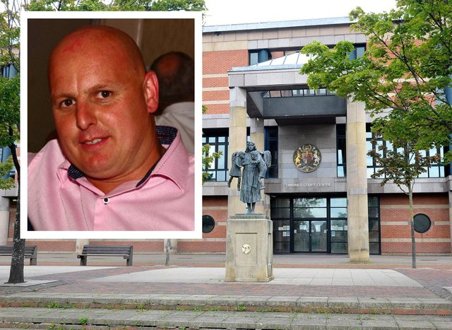 Trial into the murder of John Littlewood is continuing at Teesside Crown Court