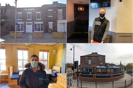 'Itisa good feeling to be open' – HowSunderland pub staff feel after first day of trading as weekend tables start to book up