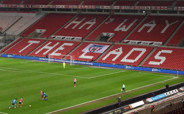 Stadium of Light, the home of Sunderland AFC. (Photo by Stu Forster/Getty Images)