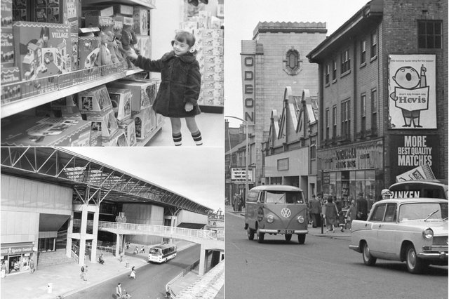 Echo readers have been sharing their favourite childhood haunts.