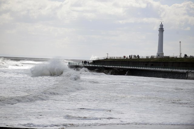 More cold weather is forecast for Sunderland this weekend.