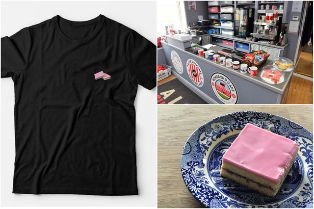 Win a pink slice t-shirt and a box of pink slices