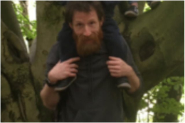 Police are appealing for help from the public to try and trace a missing father, Ian Malone, and his four-year-old son.