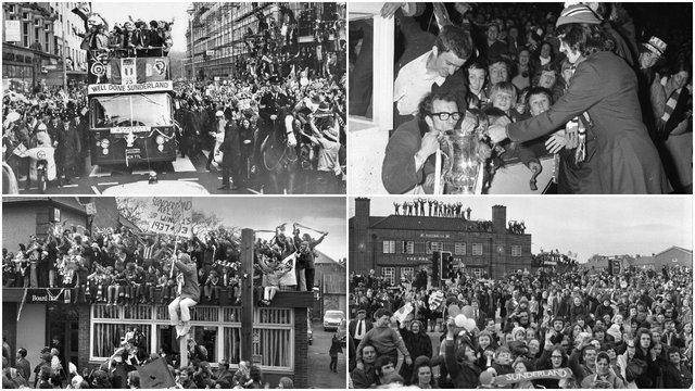 Do these scenes of the 1973 FA Cup parade bring back happy memories?