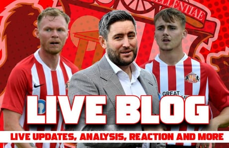 Blackpool 0-0 Sunderland AFC LIVE: Stream details, team news, match updates and odds from crucial League One clash
