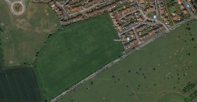 Land at Burdon Lane, Ryhope Picture: Google