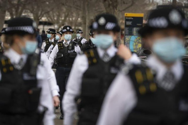 More female police officers