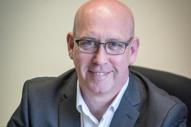 Executive director of City Development, Peter McIntyre.