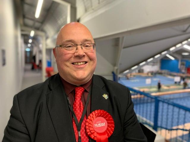Councillor Graeme Miller, the Labour leader of Sunderland City Council