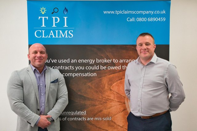 Managing Director Craig Don (Left) and Business Development Manager Mark Don (Right)