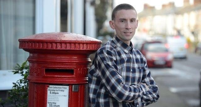 Former West Boldon postmaster and campaigner, Christopher Head.