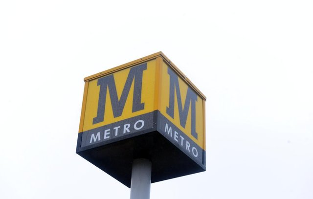 The Metro timetable will be disrupted today due to an issue over driver availability.