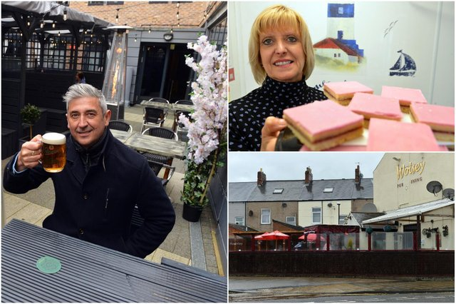 Businesses are looking forward to Bank Holiday support, come rain or shine