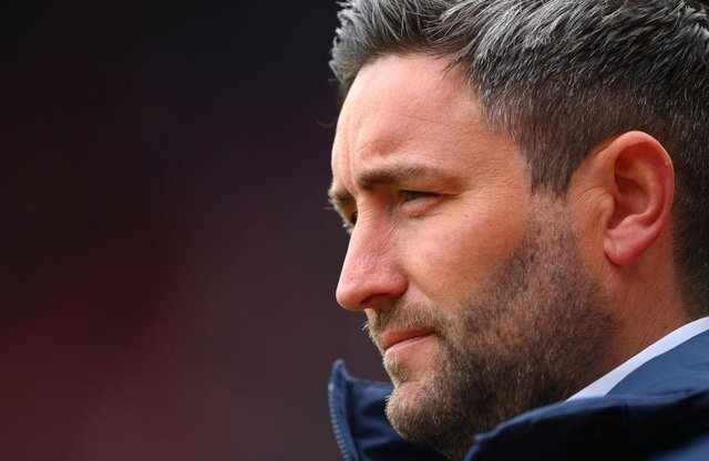 Sunderland boss Lee Johnson is preparing for a busy summer in the transfer market. (Photo by Stu Forster/Getty Images)