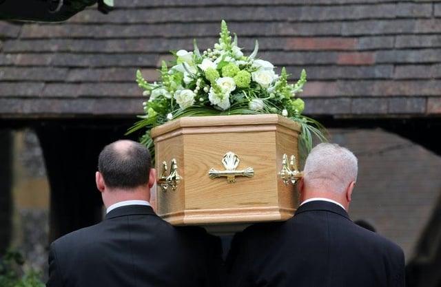 Sunderland's COVID death toll
