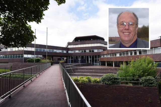 Conservative Councillor Michael Dixon, who represents the St Michael's Ward, has voiced his views about the plans for Sunderland Civic Centre's site once it is cleared for redevelopment.