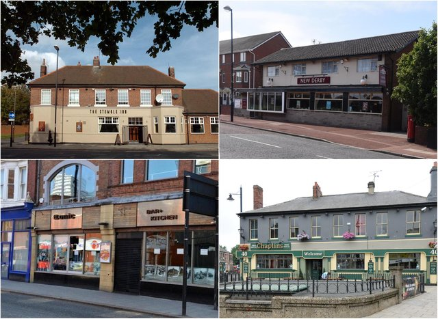 14 pubs opening on May 17.
